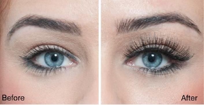 Full Set of Mink or Silk Eyelash Extensions from AED69 - Naturopathy Touch JLT