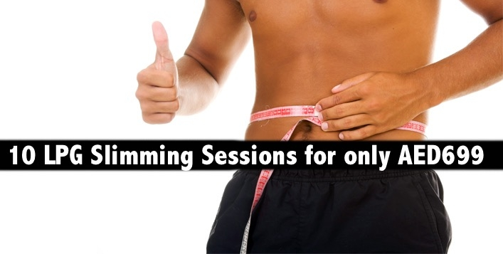 Wow Offer! 10 LPG Slimming Sessions for only AED699 - Jumeira or Deira