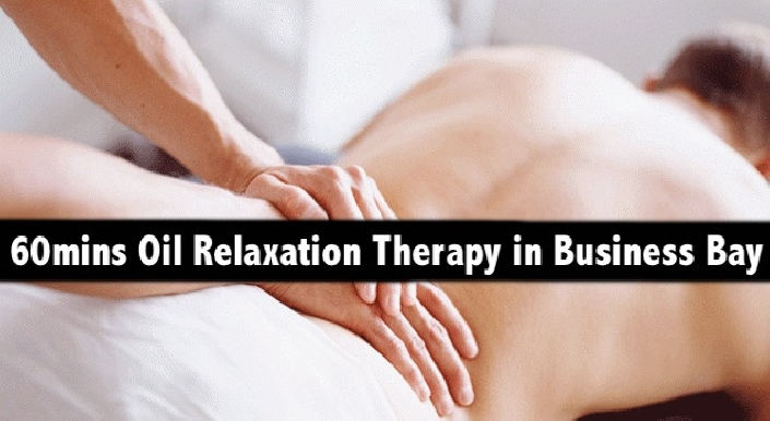 1hr Oil Relaxation Therapy in Business Bay for only AED69 - Moon Touch Spa