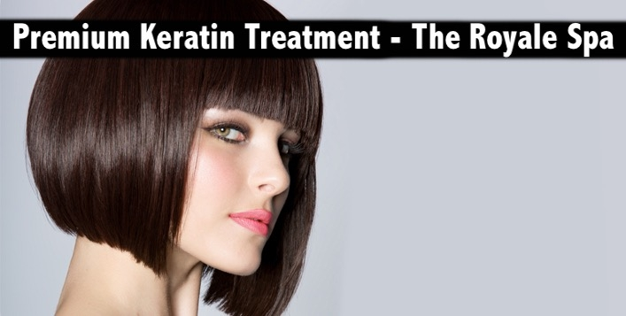 Premium Hair Keratin (Absolute Keratin -2MAX) - The Royale Spa