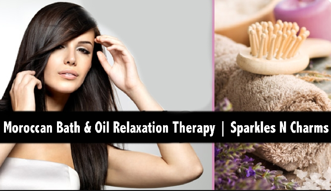 75mins Moroccan Bath & Oil Relaxation Therapy Package for Ladies AED69
