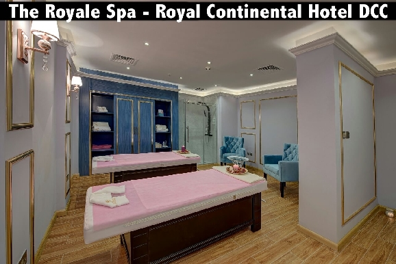 The Royale Spa (next to Deira City Centre) Oil Therapy, Moroccan Bath, Facial