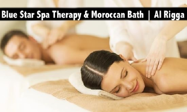Blue Star Spa Al Rigga - Oil Therapy & Morroccan Bath Therapy