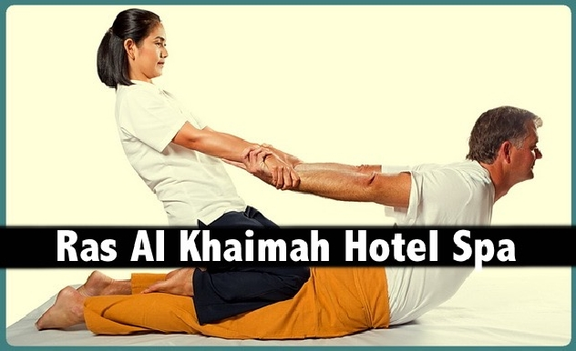 Ras Al Khaimah Hotel Spa - 60mins Spa Therapy & 4 Hands Therapy