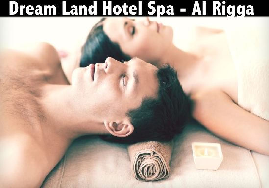 Dream Land Hotel Spa - 60mins Oil Relaxation Therapy for AED59