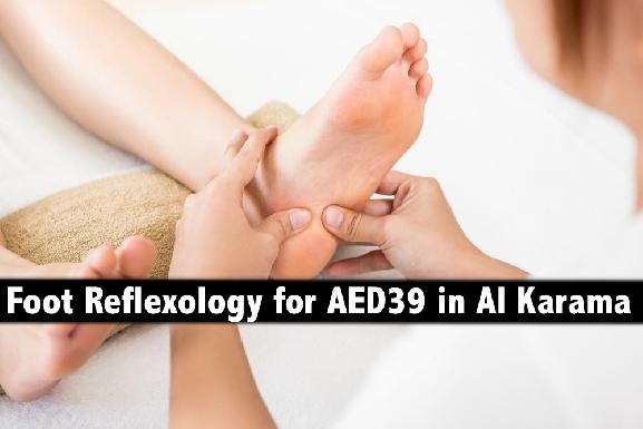 Foot Massage, Head & Shoulder Massage at Maira Salon in Al Karama