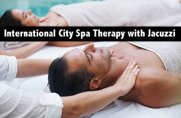 International City Oil Therapy, Moroccan Bath & Jacuzzi - Golden Lili Spa