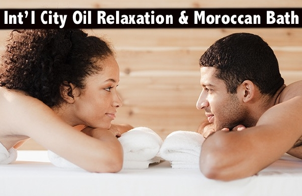 Green Oasis Spa Int'l City - Oil Relaxation Therapy & Moroccan Bath