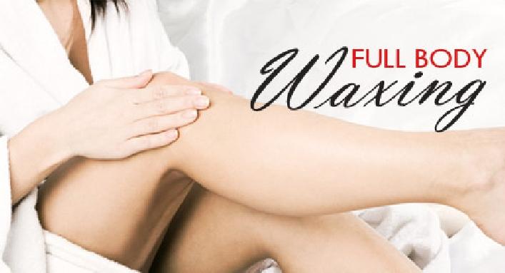 Full Body Waxing + Full Bikini Waxing for only AED39 - Sharjah