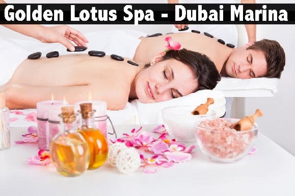 Golden Lotus Spa Dubai Marina - Thai Spa, Hot Stone, Hammam