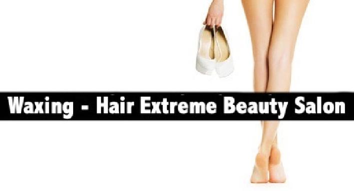 AED15 Waxing (1 Body Part Waxing) - Hair Extreme Beauty Salon, Karama
