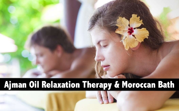 Ajman Villa Spa Relaxation & Moroccan Bath Therapy Sessions