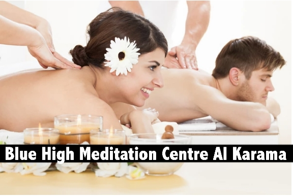 Blue High Meditation Centre Al Karama - Spa Sessions from AED48