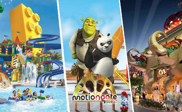 LEGOLAND | LEGOLAND Waterpark | Bollywood Parks | Motiongate