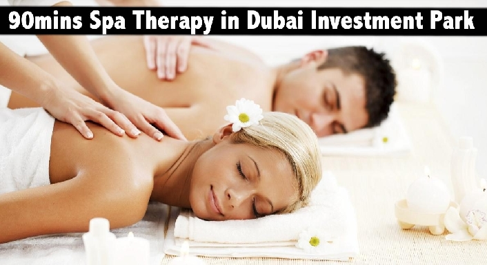 Dubai Investment Park - 90mins Moroccan Bath & Spa Relaxation Therapy