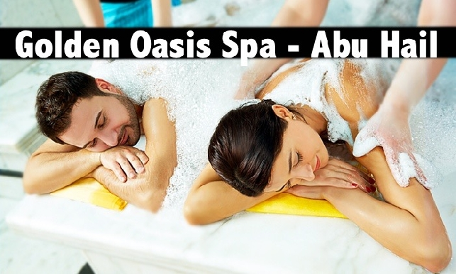 Abu Hail Spa & Moroccan Bath - Golden Oasis Therapeutic Massage Center
