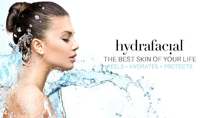 Hydra Facial Treatment 1 session (AED329) or 2 sessions (AED599)