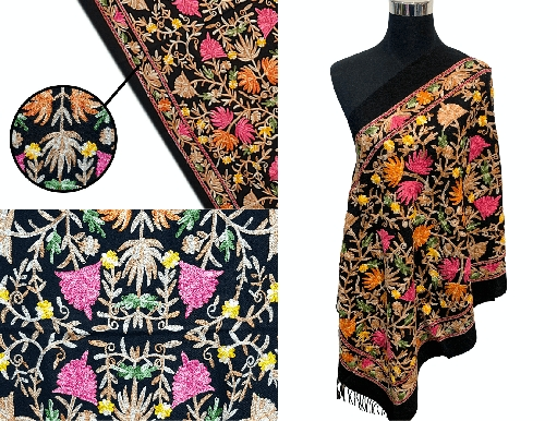 Hand Woven Pashmina Shawls for only AED499 - FREE Delivery in UAE*