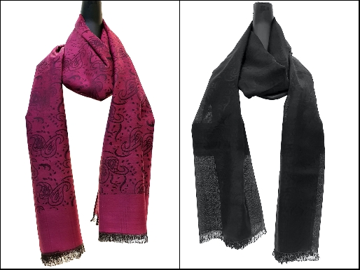 Silk Pashmina Shawls for only AED99 - FREE Delivery all over UAE*