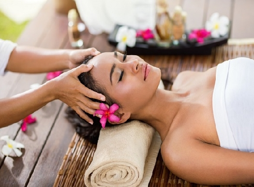 Hot Oil Spa Therapy or Aromatherapy Session for AED49 - Maira Salon, Al Karama