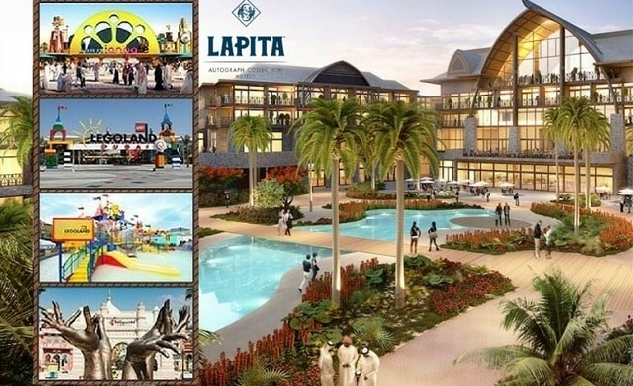 Staycation - Lapita Resort with Park Access to Dubai Parks & Resorts