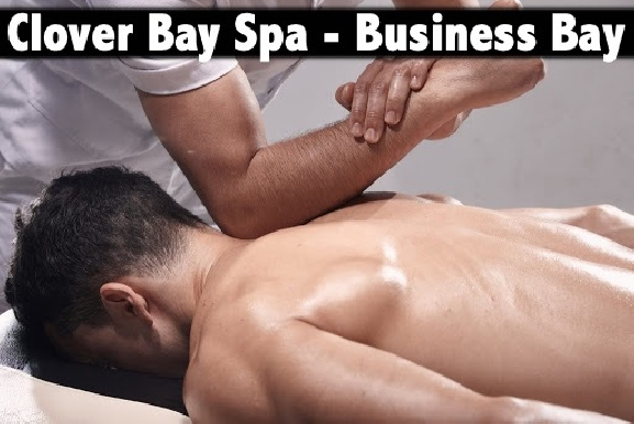 Deep Tissue or 4 Hands Therapy at Clover Bay Spa Business Bay