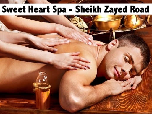 Sweet Heart Spa Sheikh Zayed Road - Hot Oil Spa & 4 Hands Spa Available