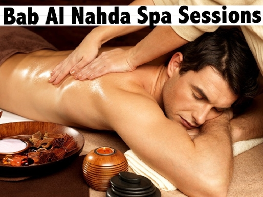 Bab Al Nahda Massage Center - 90mins & 60mins Spa Sessions
