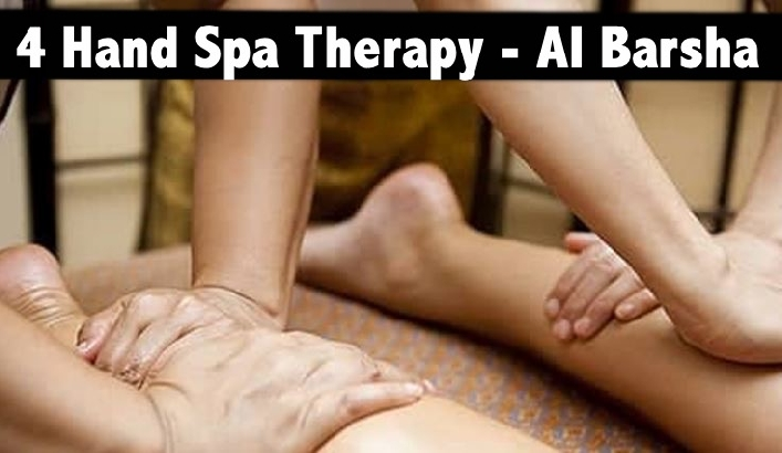 Lucky Spa Al Barsha - 4 Hands, Cupping & Oil Relaxation Therapy