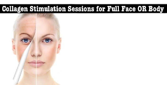 Collagen Stimulating Sessions for Full Face & Full Body for AED79 - JLT