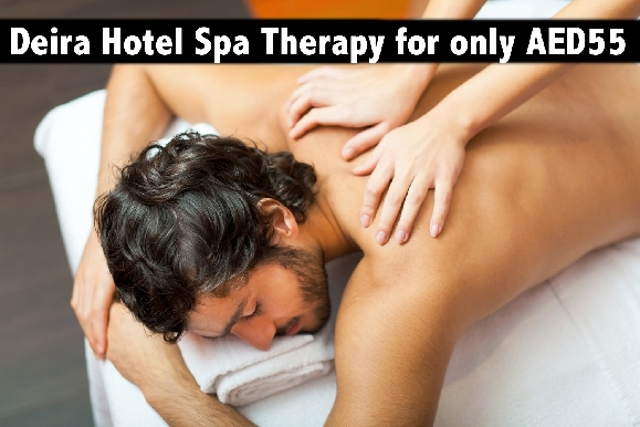 Deira Hotel Oil Relaxation Therapy for only AED55 - Baniyas Square Metro Station