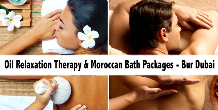 Oil Relaxation Therapy & Moroccan Bath Packages from AED59 - Bur Dubai