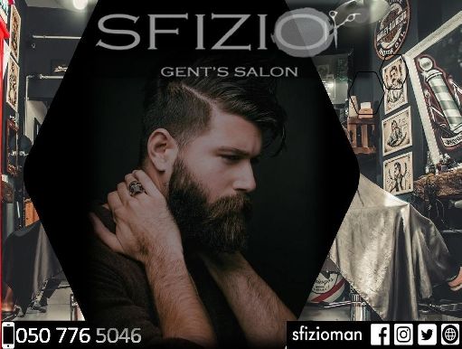 Sfizio Gents Salon JLT - Men's Haircut, Facial, Keratin, Hair Color & more