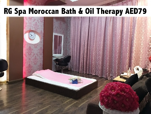 Villa Moroccan Bath + Oil Relaxation Therapy AED79 - RG Spa