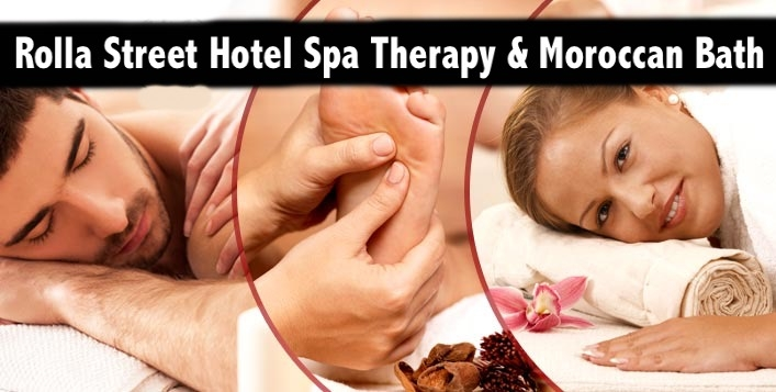 Sleek Spa in Hotel - Oil Relaxation Therapy & Moroccan Bath from AED59