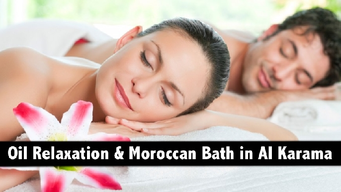 Cool Green Relaxation Center Al Karama - Oil Spa Therapy, Moroccan Bath