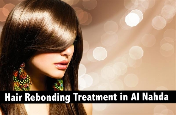 Hair Rebonding Treatment for any Hair Length AED299 - Matrix Professional