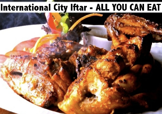 International City Iftar ALL YOU CAN EAT Offer for only AED24