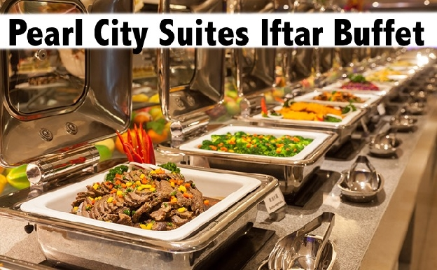 Pearl City Suits Iftar Buffet for only AED49 - opposite to Deira City Center