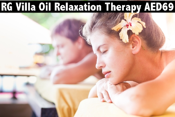 RG Villa VIP Thai Relaxation Spa Therapy for only AED69 - Free Parking
