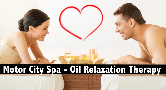 Motor City Spa - 60mins Oil Relaxation Therapy Session for only AED65