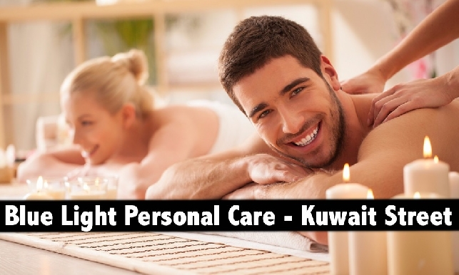Blue Light Personal Care Spa Therapy - Kuwait St. close to Gazebo Restaurant