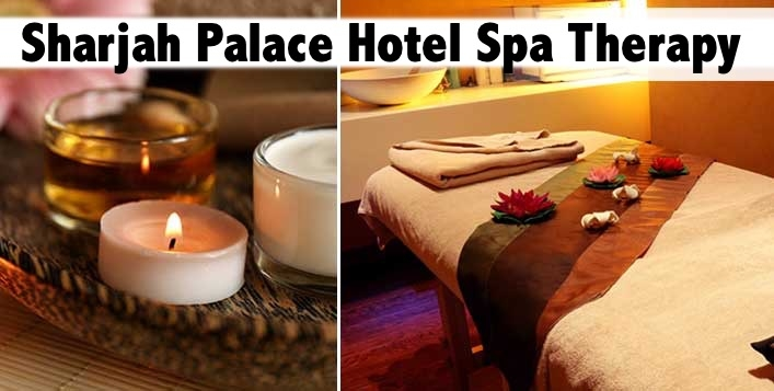 Sharjah Palace Hotel Spa - Oil Relaxation Therapy for only AED79
