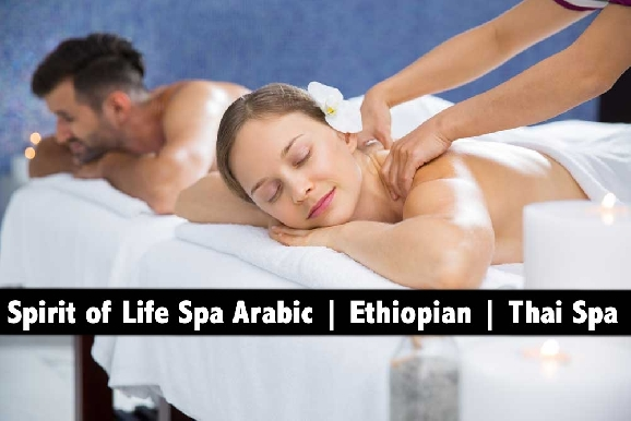 Arabic or Thai Spa Therapy on Marina Walk - Spirit of Life Spa