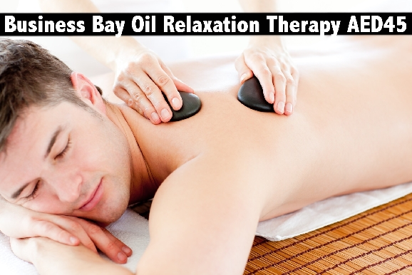 Sweet Rose Spa Business Bay - Oil Relaxation Therapy for AED45