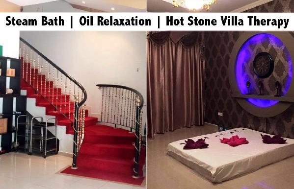 Crystal Therapeutic Massage Center - Oil Therapy, Hot Stone & Moroccan Bath