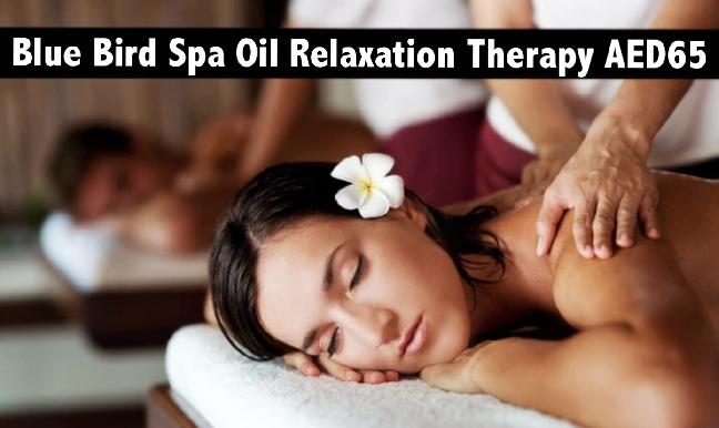 Al Barsha Hotel Apartments Spa Therapy Session AED65 - Blue Bird Spa