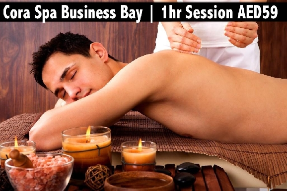 Cora Spa - Business Bay Oil Relaxation Spa Therapy from only AED49