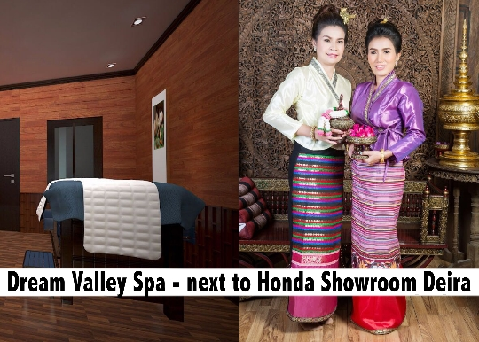 VIP & Authentic Thai Relaxation Therapy Session - Dream Valley Spa