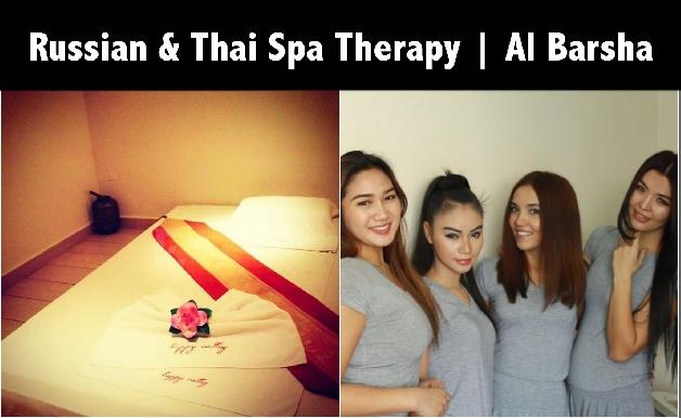 Russian & Thai Oil Relaxation Therapy in Al Barsha - Villa 7 Spa